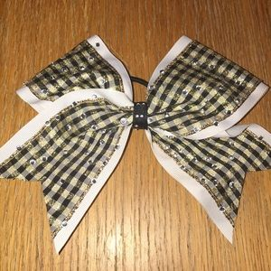 Other - Plaid Cheer Bow